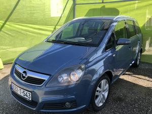 Opel Zafira 1.9D 7SJ 2007