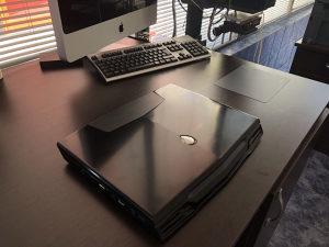 Laptop Gaming Alienware M15X Core i3 GTX Nvidia