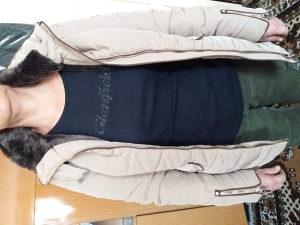Zimska jakna zenska Stradivarius