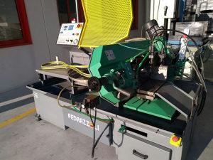 CNC pila za rezanje profila SN 350 AP-CN