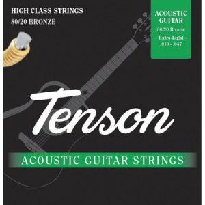 Žice za akustičnu/klasičnu/električnu  gitaru Tenson