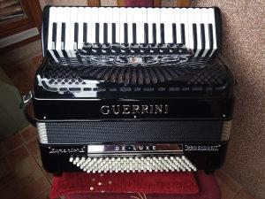 Harmonika Guerrini 2+2 Novaa