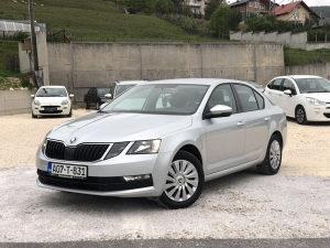 ŠKODA OCTAVIA 1.6 MPI DSG 6 2019 16000km PRESLA