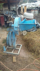 mlin za traktor