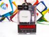 Punjač s kablom USB Lightning double 5V2.4A QH-C3840