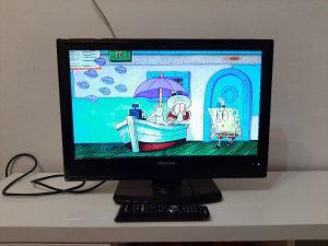 TV 55,88cm 22 inch Hisense