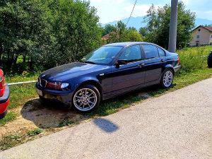 BMW e46 320 facelift