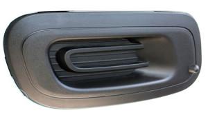 Fiat Panda 03-12 maska branika lijeva bez otvora