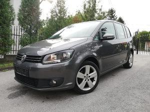 VW TOURAN ( 7.SJEDISTA ), 1.6TDI, 77KW, 2013.GODINA !