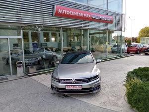 VW Passat B8 bi-turbo dsg 4motion R-line