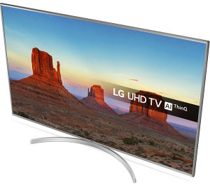 "LG TV 43"" 43UK6950PLB 4K UltraHD Smart WiFi"