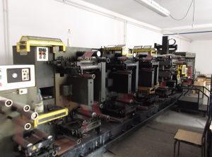 etiketirka flexo štampač