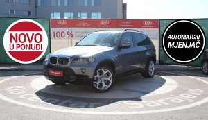 BMW X5 3.0d X-DRIVE A/T, ID: 080