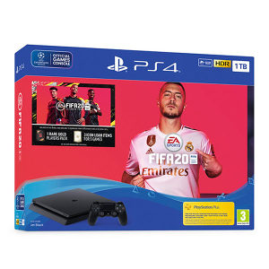 PlayStation 4 1TB F chassis + FIFA 20