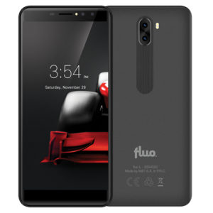 FLUO L 1/16GB BLACK
