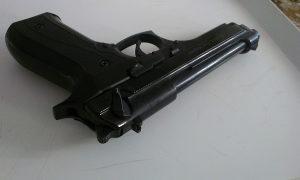 MAGNUM 9mm -17+1 - RAFALNO I POJEDINACNO PUCANJE