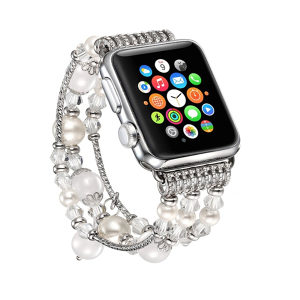 Agate Beads narukvica za Apple Watch Series 4 40mm
