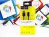 USB - Lightning kabal magnetni 1m 2,1A QH-C3670
