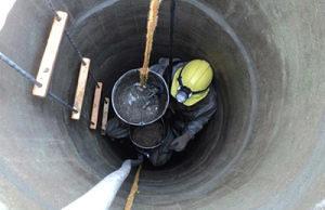 Masinsko kopanje i ciscenje bunara