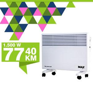 Konvektor Max 1500W