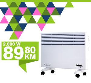 Konvektor Max 2000W