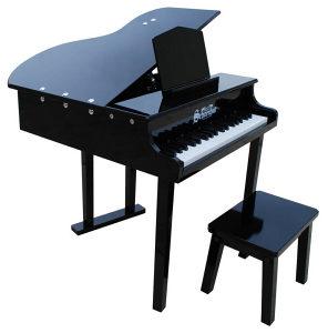 Klavir za djecu (crni) Concert Grand
