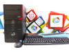 Računar Fujitsu P520 i5-4570; 250GB HDD; 8GB; Win 8 PRO