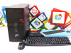 Računar Fujitsu P520 Pentium G3220; 250GB HDD; Win8
