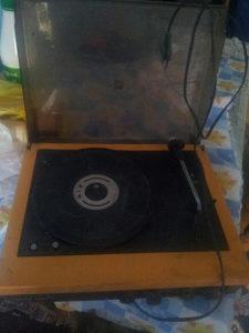 Gramofon na ploce
