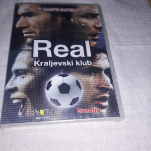 DVD Real Madrid film