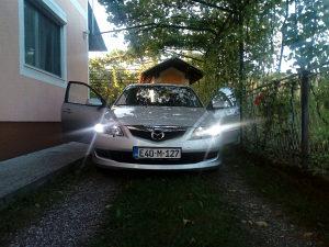 Mazda 6 Redizajn 2.0 Dizel
