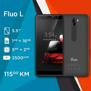 Fluo L 1/16GB Dual SIM