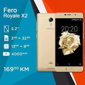 Fero Royale X2 3/32GB 4G Dual SIM