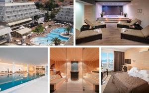 VODICE: Hotel Olympia****