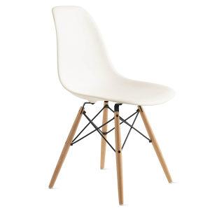 Stolice plastika/drvo