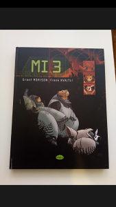 Mi 3 (Darkvood), Grant Morison, Frenk Kvajtli.
