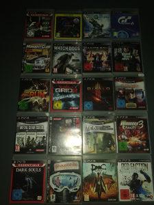 PS3 PlayStation 3 Igre Igrice RASPRODAJA !!!