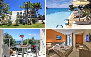 BIOGRAD: Crvena Luka Hotel & Resort****