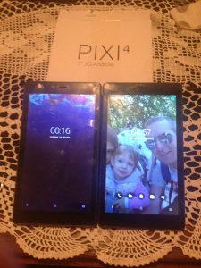 Tableti Alcatel Pixi 4 3g  imaju Utor za Sim karticu