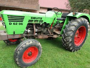 Traktor Deutz 6206