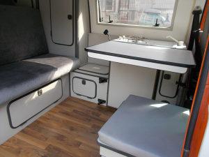 Namještaj za kampera VW T2 T3