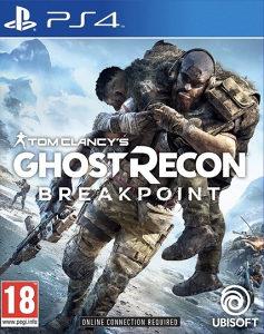 GHOST RECON BREAKPOINT PS4. DIGITALNA IGRA.