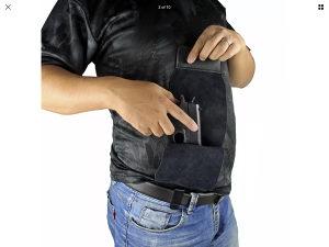 Futrola pistolj IWB Leather Holster