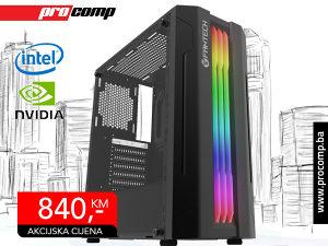 GAMING RAČUNAR Top i5 4570 GTX 1050 Ti 4GB RAM 16GB