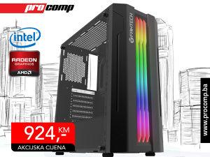 GAMING RAČUNAR Top i7 4770 AMD RX 580 8GB