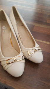 Zenske cipele br.39 potpetica 9cm