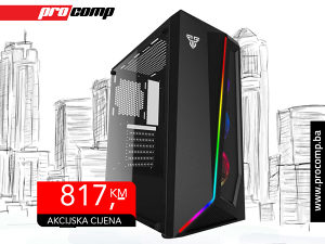 GAMING RAČUNAR RUN I7 3770 GTX 1050 TI 4GB RAM 16GB