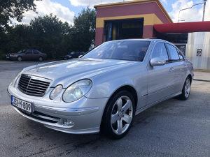 Mercedes-Benz E 400cdi W211