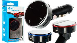 Bluetooth FM Transmiter X8- Auto punjač/Micro SD