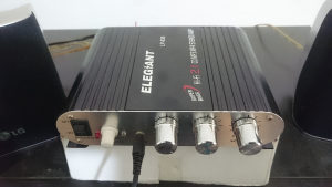 Amplifier Elegant LP-838